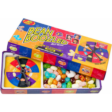 Jelly Belly Bean Boozled Spinner Gift Box - 16 flavours (100g) - A Taste of the States
