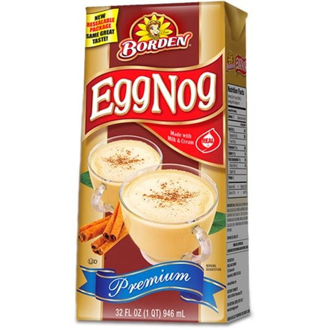 Borden Egg Nog (Original US import) 32fl.oz
