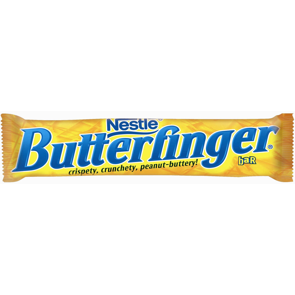 Nestle Butterfinger Bar (1.9oz) - A Taste of the States