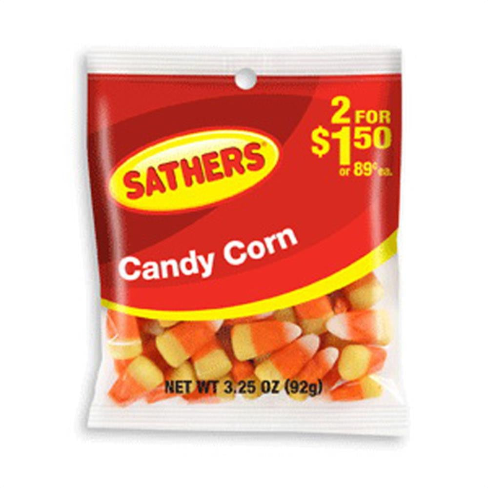 Sather's Candy Corn (92g) - A Taste of the States