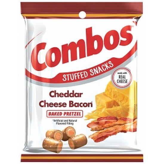 Combos Bacon Cheddar Pretzel (6.3oz Large Bag)