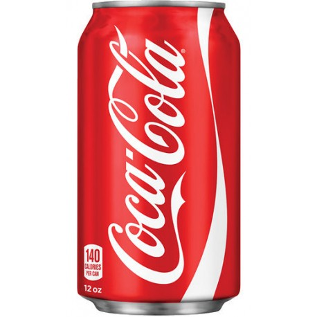 Coca-Cola USA (12fl.oz) - A Taste of the States