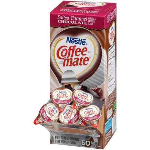 Nestle Coffee-Mate Salted Caramel Chocolate (SINGLE SERVE)