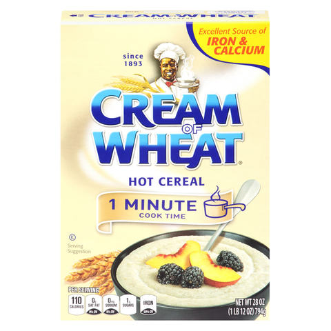 Cream of Wheat®: 1 Minute Hot Cereal (28oz)
