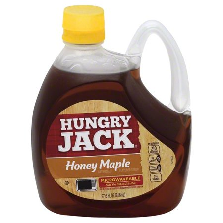 Hungry Jack Honey Maple Syrup XL (27.6oz)