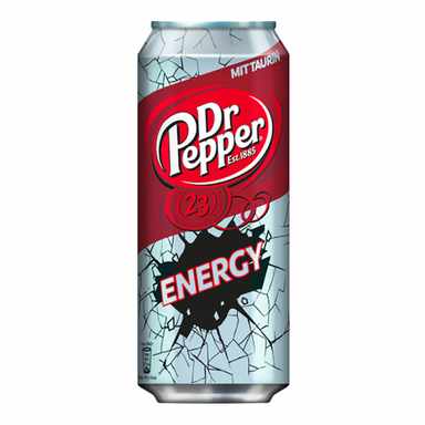 Dr Pepper Energy Soda (250ml) - A Taste of the States