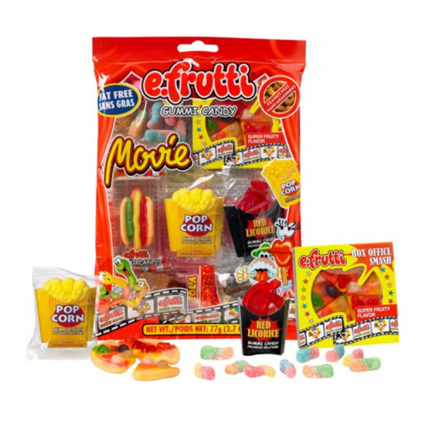 E-Frutti Gummi Movie Tray (2.7oz)