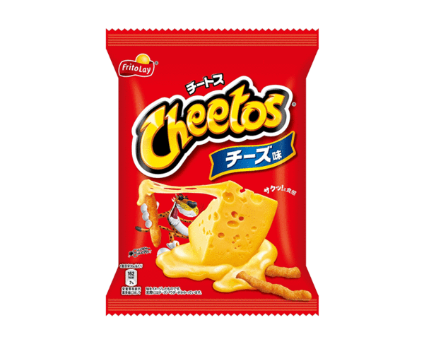 Cheetos Cheese (Japanese) 75g