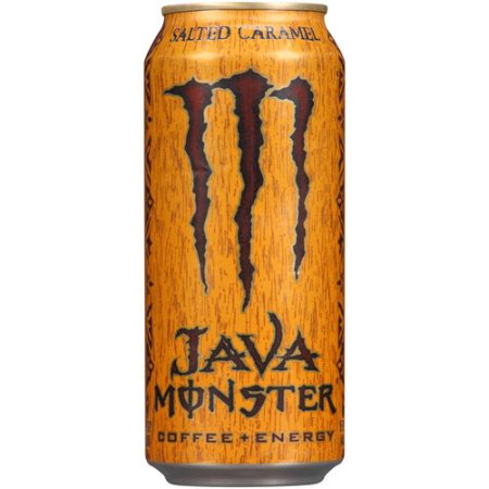 Monster Java Salted Caramel 15fl.oz (443ml) - A Taste of the States