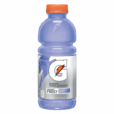 Gatorade Riptide Rush 20oz (591ml) - A Taste of the States