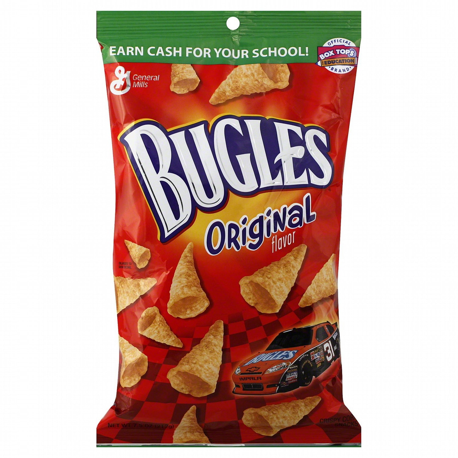General Mills Bugles Original (7.5oz) 213g - A Taste of the States