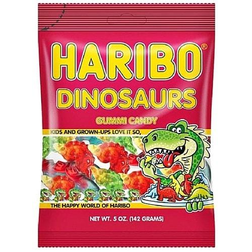 Haribo USA Dinosaurs (5oz) - A Taste of the States
