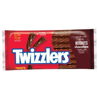 Twizzlers Hershey's Chocolate Twists (340g) 12oz