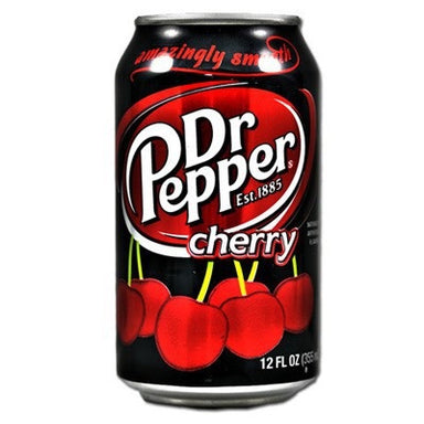 Dr Pepper Cherry (12fl.oz) - A Taste of the States