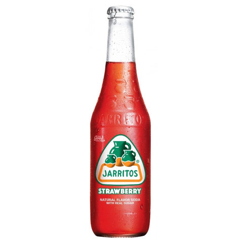 Jarritos Strawberry Soda (12fl.oz)