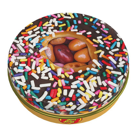 Jelly Belly Donut Shoppe Tin (28g) - A Taste of the States