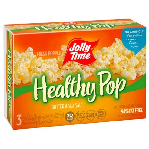 Jolly Time 'Healthy Pop' Popcorn (3pk)