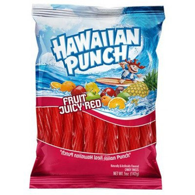Hawaiian Punch Twists (5oz) 141g - A Taste of the States