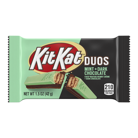 Kit Kat Duos Mint & Dark Chocolate (1.5oz)