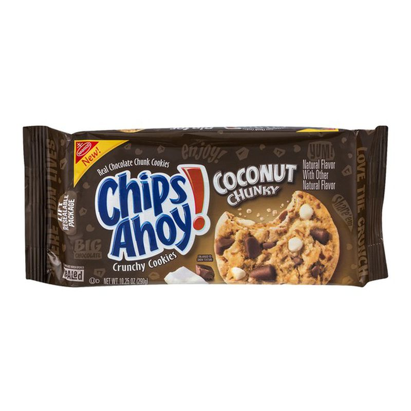 Chips Ahoy! Chunky Coconut Cookies (10.25oz)