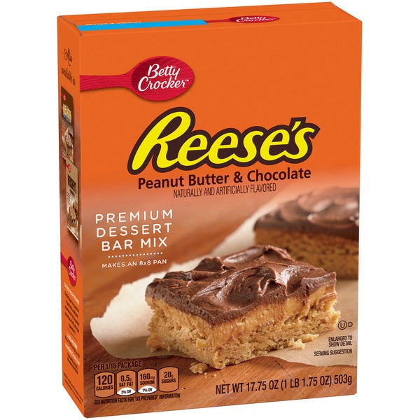 Reese's Premium Dessert Bar Mix (503g) - A Taste of the States