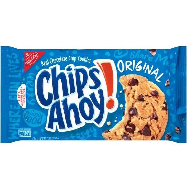 Chips Ahoy! Cookies 1.4oz (41g) - A Taste of the States