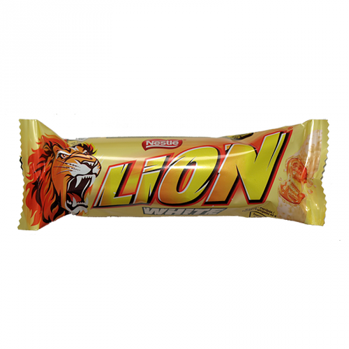 Lion White Bar (42g)