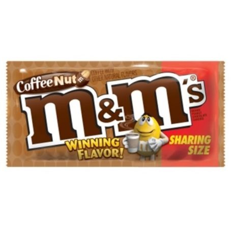 M&M's Coffee Nut Share Size (3.27oz)