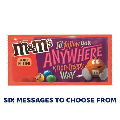 M&M's Messages: Peanut Butter (1.63oz)