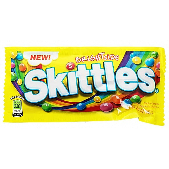 Skittles Brightside (2oz) - A Taste of the States