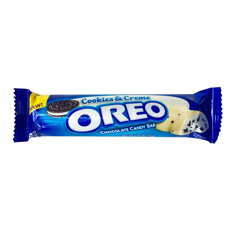 Milka Oreo Cookies & Creme Chocolate (1.44oz)