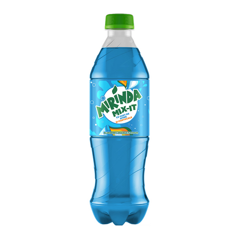 Mirinda Mix-It Blueberry & Orange (500ml)