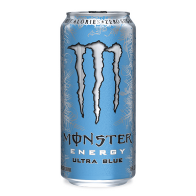 Monster Ultra Blue 16oz (473ml) - A Taste of the States