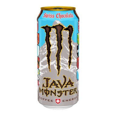 Monster Swiss Chocolate 15oz (443ml) - A Taste of the States