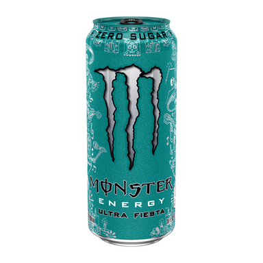 Monster Ultra Fiesta 16oz (473ml) - A Taste of the States