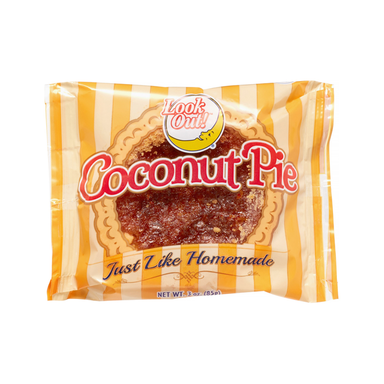 Chattanooga Look Out! Coconut Pie (85g) - A Taste of the States