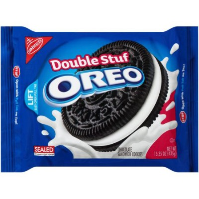 OREO Double Stuf Cookies USA (15.35oz) - A Taste of the States