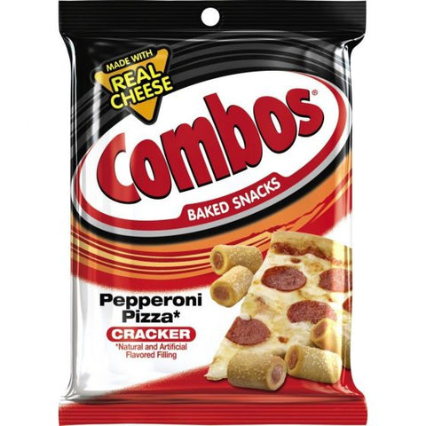 Combos Pepperoni Pizza Pretzel (6.3oz Large Bag)