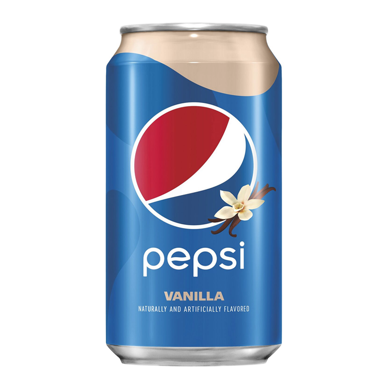 Pepsi Vanilla (12fl.oz) - A Taste of the States