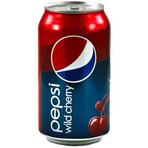 Pepsi Wild Cherry (12fl.oz) - A Taste of the States