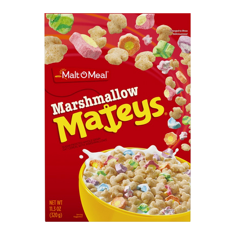 Marshmallow Mateys Cereal (11.3oz)