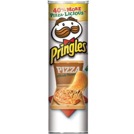 Pizza Pringles (5.96oz) - A Taste of the States