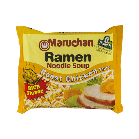 Maruchan | Roast Chicken Flavor Ramen (3oz) - A Taste of the States