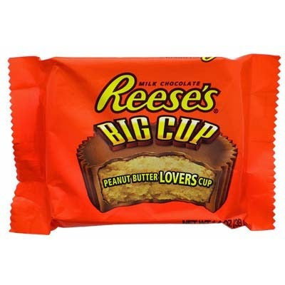 Reese's Peanut Butter Big Cup (39g) - A Taste of the States