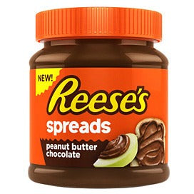 Reese's Peanut Butter Chocolate Spread (13oz) - A Taste of the States
