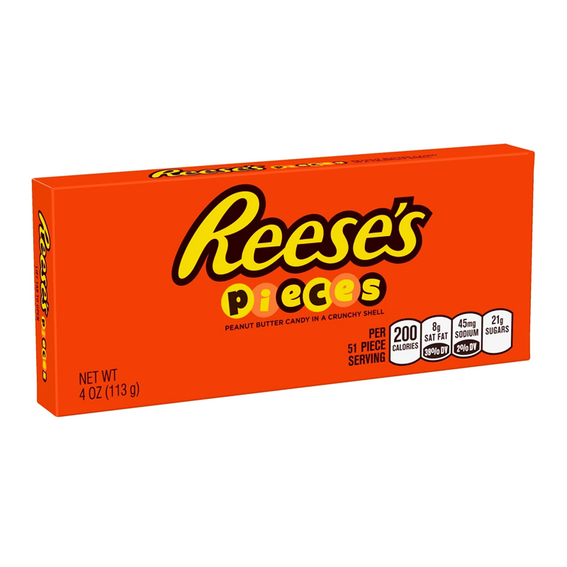Reese's Pieces Theater Box (4oz)