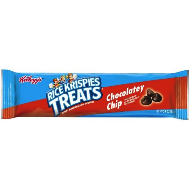 Rice Krispies Treats Cereal Bar Chocolatey Chip (3oz)