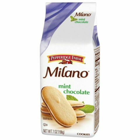Pepperidge Farm MILANO® Mint Chocolate Cookies (7oz)