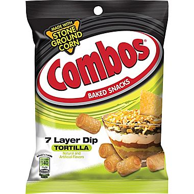 Combos 7 Layer Dip Tortilla (6.3oz) - A Taste of the States