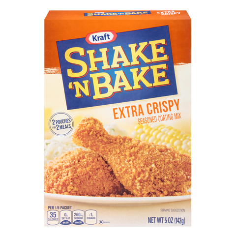 Shake 'N Bake Extra Crispy (5oz) - A Taste of the States